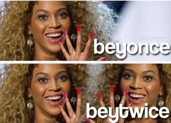 Beyonce, Beytwice