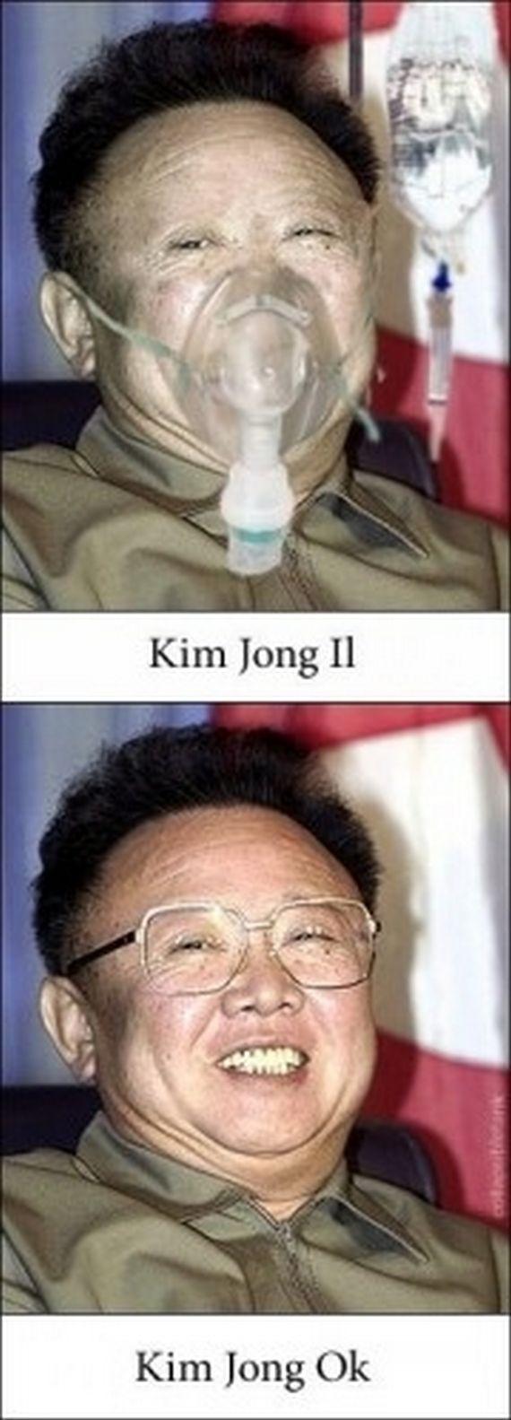 Kim Jong il, Kim Jong Ok