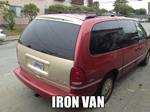Ironvan