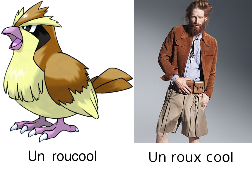Roucool, roux cool