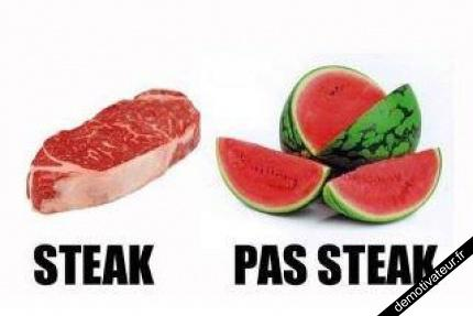 Steak, Pasteak