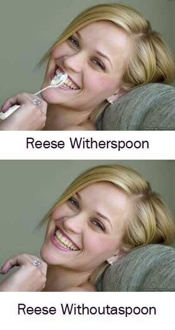 Reese Witherspoon, Reese Withoutspoon