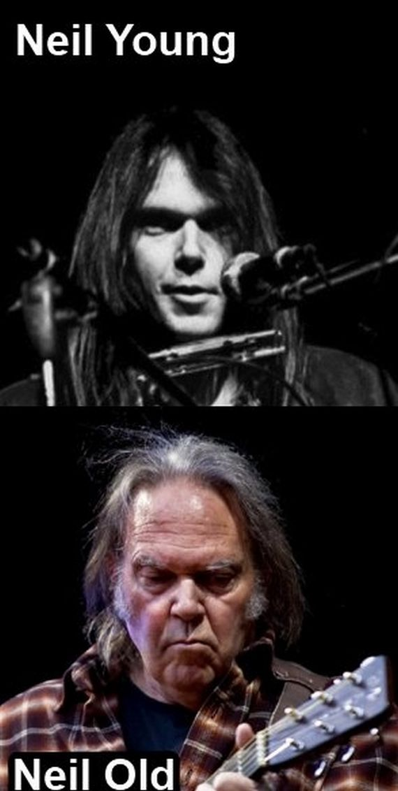 Neil Young - Neil Old