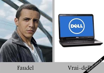 Faudel, Vrai-dell