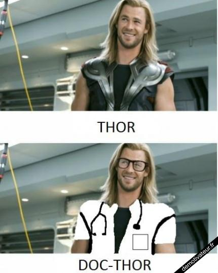 Thor, Doc-Thor