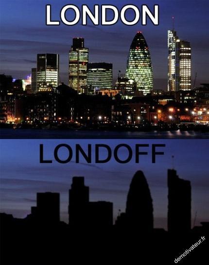 London, Londoff