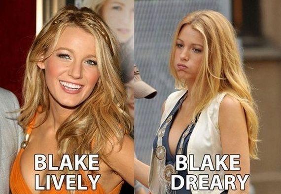 Blake Lively, Blake Dreary