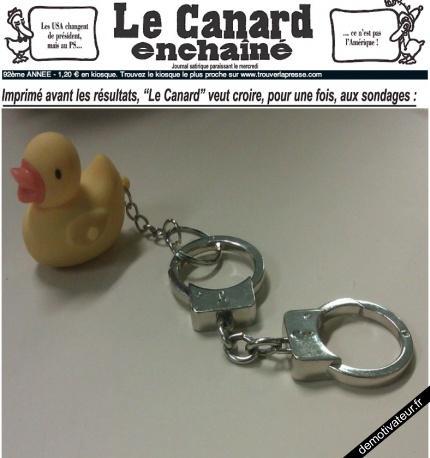 Le canard enchainé