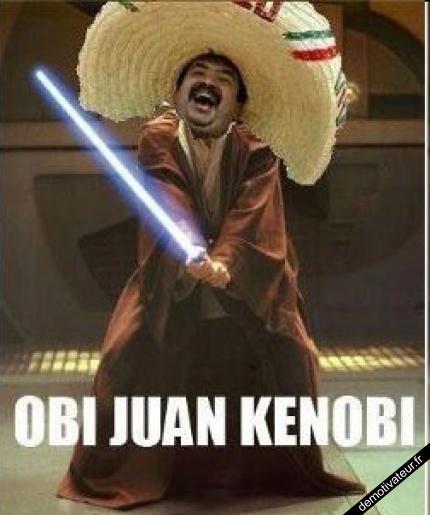 Obi Jan Kenobi